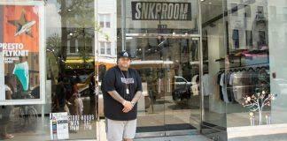 sneaker room ритейлер
