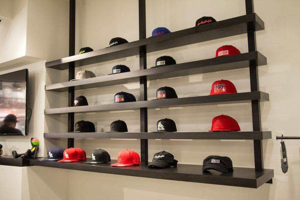 магазин Sneaker room