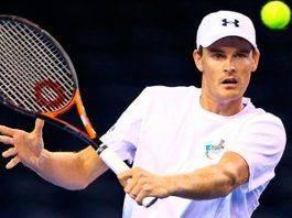 Теннисист Jamie Murray