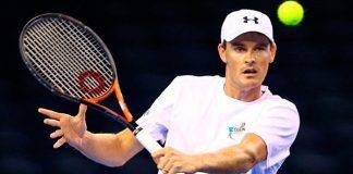 Теннисист Jamie Murray
