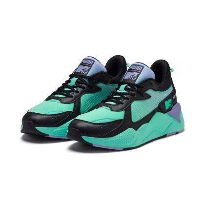 Модель кроссовок PUMA x MTV - Каменный лес Stone Forest
