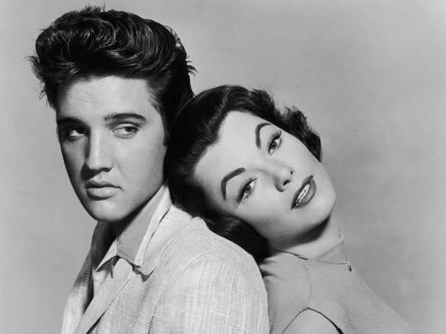 Элвис Пресли и Джуди Тайлер - Каменный лес Stone Forest