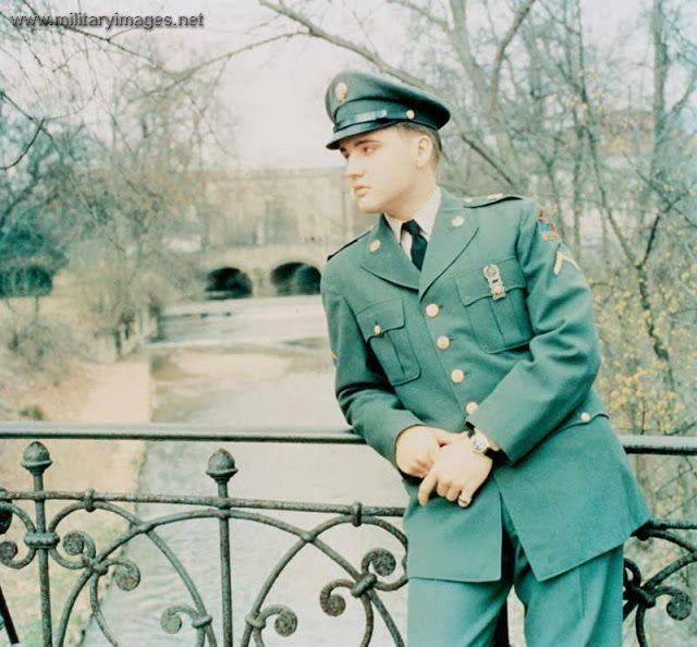 Пресли в армии США - Каменный лес Stone Forest