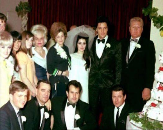 Свадьба Элвиса и Присциллы Пресли - Каменный лес Stone Forest