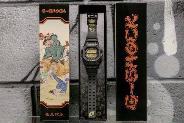 G-SHOCK x Seven Lucky Gods - Каменный лес Stone Forest