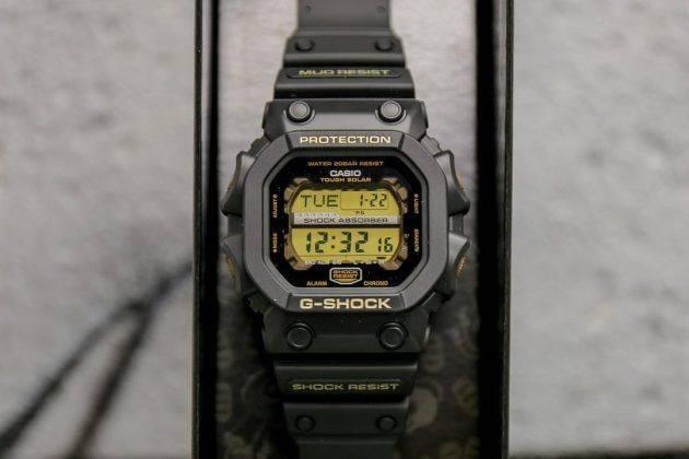 Часы Casio G-SHOCK x Seven Lucky Gods - Каменный лес Stone Forest