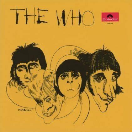 Ральф Стедман The Who - Каменный лес Stone Forest