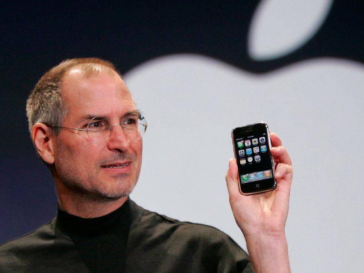 Стив Джобс iPhone - Каменный лес Stone Forest