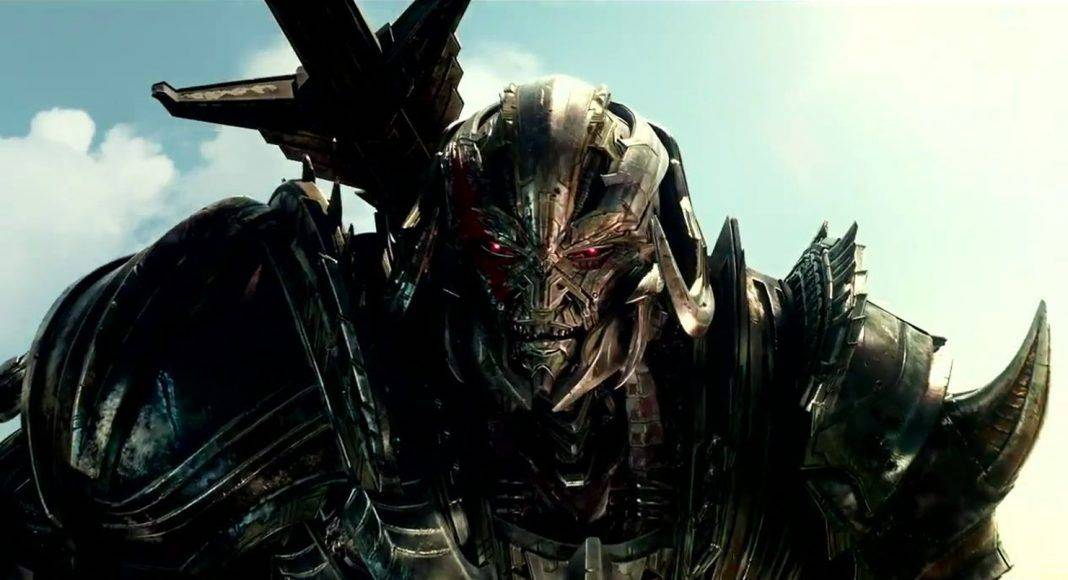 Transformers The Last Knight трейлер - Каменный лес Stone Forest