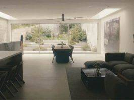 Дом дизайнера Yves Behar - Каменный лес Stone Forest