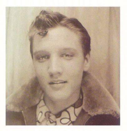 Молодой Элвис Пресли фото - Каменный лес Stone Forest