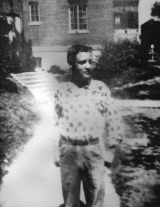 Молодой Элвис Пресли - Каменный лес Stone Forest
