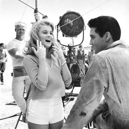 Фильм «Да здравствует Лас-Вегас!», 1963 год - Каменный лес Stone Forest
