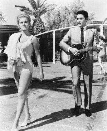 Кадры «Да здравствует Лас-Вегас!», 1963 год - Каменный лес Stone Forest