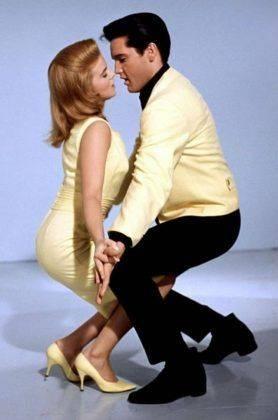 Сцены «Да здравствует Лас-Вегас!», 1963 год - Каменный лес Stone Forest