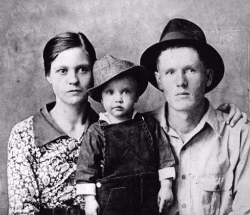 Родители Элвиса Пресли - Каменный лес Stone Forest