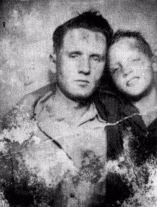 Элвис Пресли с отцом - Каменный лес Stone Forest
