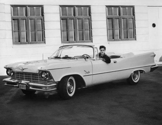 Элвис Пресли и розовый Cadillac - Каменный лес Stone Forest