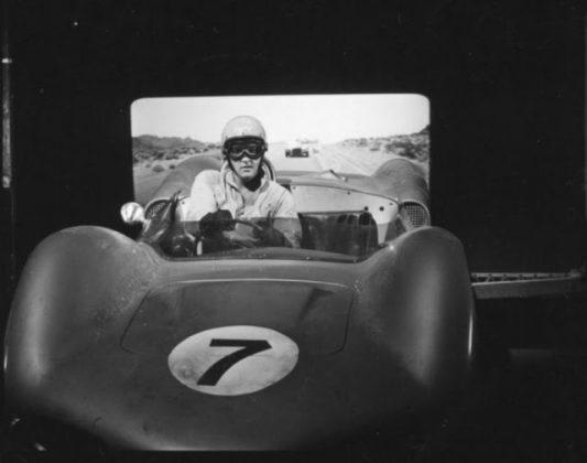 Элвис Пресли и 1962 Elva Mk. VI - Каменный лес Stone Forest