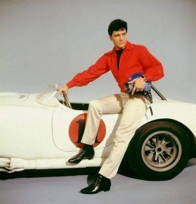Элвис Пресли и 1966 AC Cobra 427 - Каменный лес Stone Forest