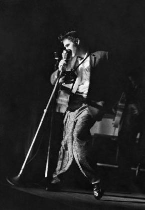Элвис Пресли, концерт во Флориде, 1956 год - Каменный лес Stone Forest
