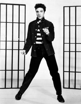 Элвис Пресли Тюремный рок - Каменный лес Stone Forest