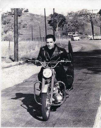 Элвис Пресли и Harley Davidson - Каменный лес Stone Forest