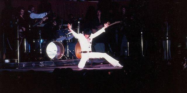 Элвис Пресли Детройт 1970 год - Каменный лес Stone Forest