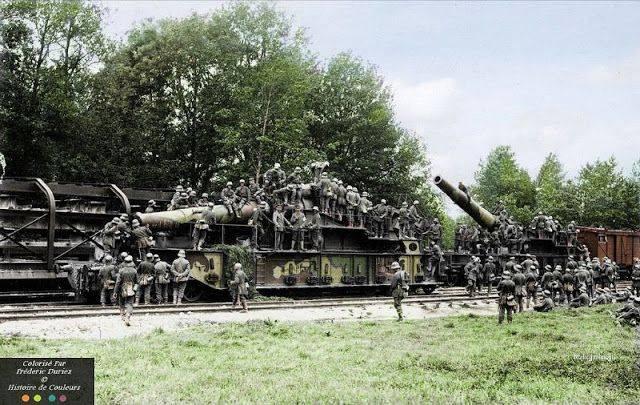 Немцы на Первой мировой войне - Каменный лес Stone Forest