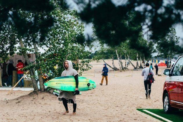 Турнир по серфингу в Сочи Locals Only 2018 - Каменный лес Stone Forest