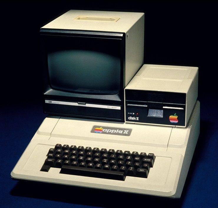 Стив Возняк Apple II - Каменный лес Stone Forest