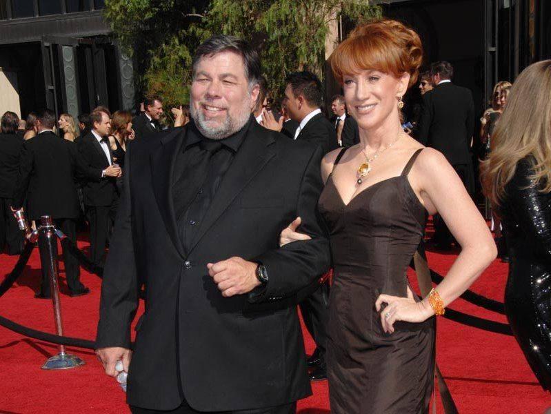 Стив Возняк с женой - Каменный лес Stone Forest