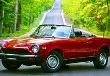 Авто FIAT 124 - Каменный лес Stone Forest