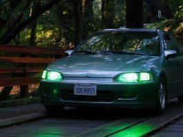 Honda Civic - Каменный лес Stone Forest