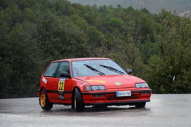 Honda Civic 2000 - Каменный лес Stone Forest