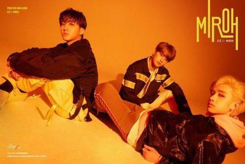 Группа K-pop - Каменный лес Stone Forest