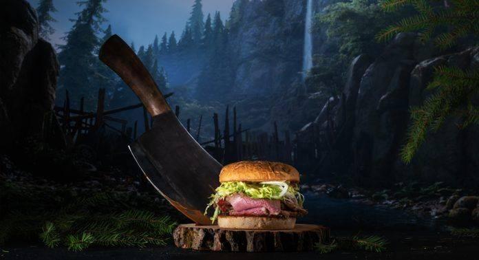 PlayStation Burger Heroes - Каменный лес Stone Forest