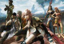 Square Enix - Каменный лес Stone Forest