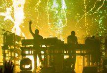 Группа The Chemical Brothers - Каменный лес Stone Forest