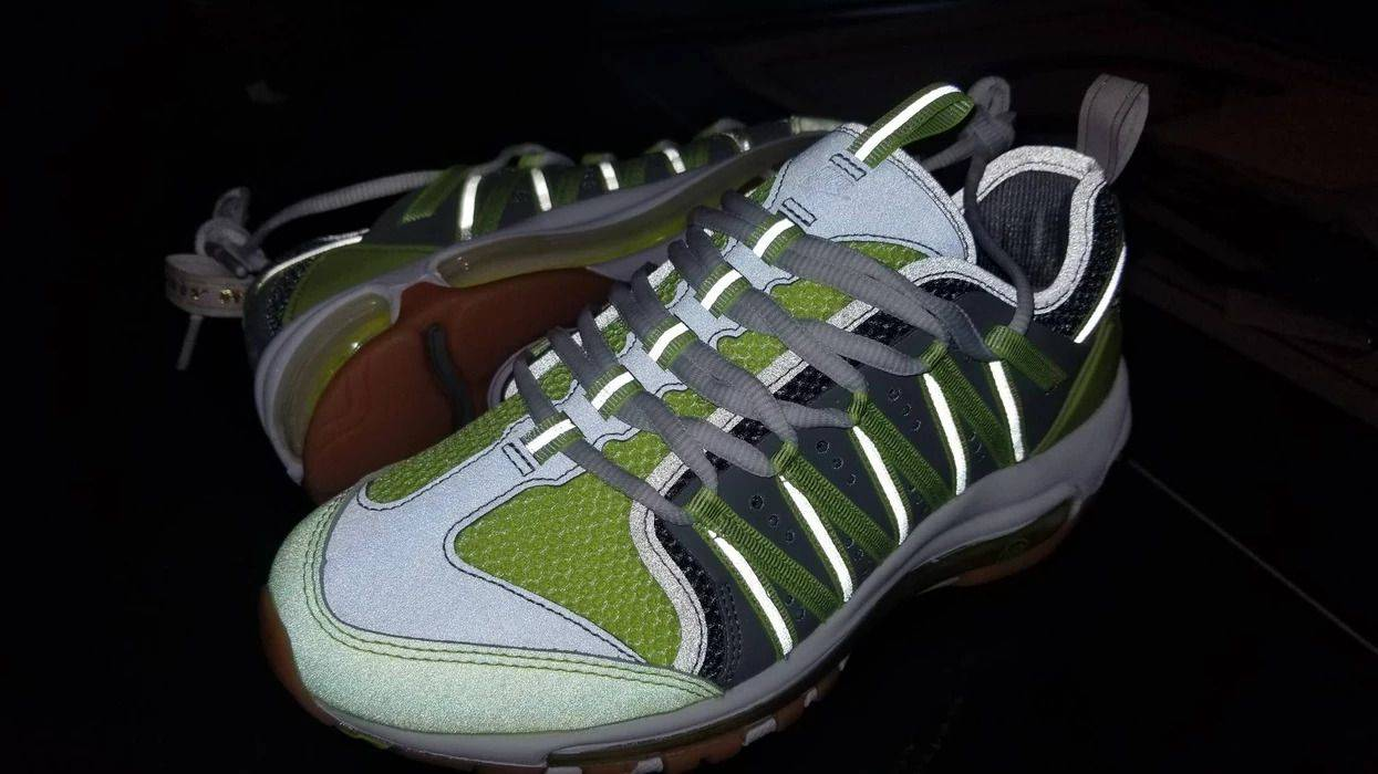 67a0ff81 Впервые кроссовки CLOT x NikeLab Air Max 97 Haven SP были замечены на  мужской неделе моды в Париже, проходившей в январе 2019 года.