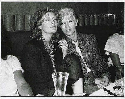 Дэвид Боуи с Сьюзан Сарандон - Каменный лес Stone Forest