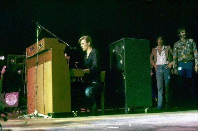 Игги Поп и Дэвид Боуи 1977 - Каменный лес Stone Forest