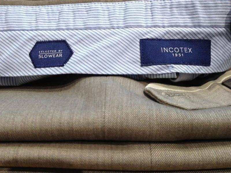 Бренд одежды Incotex - Каменный лес Stone Forest
