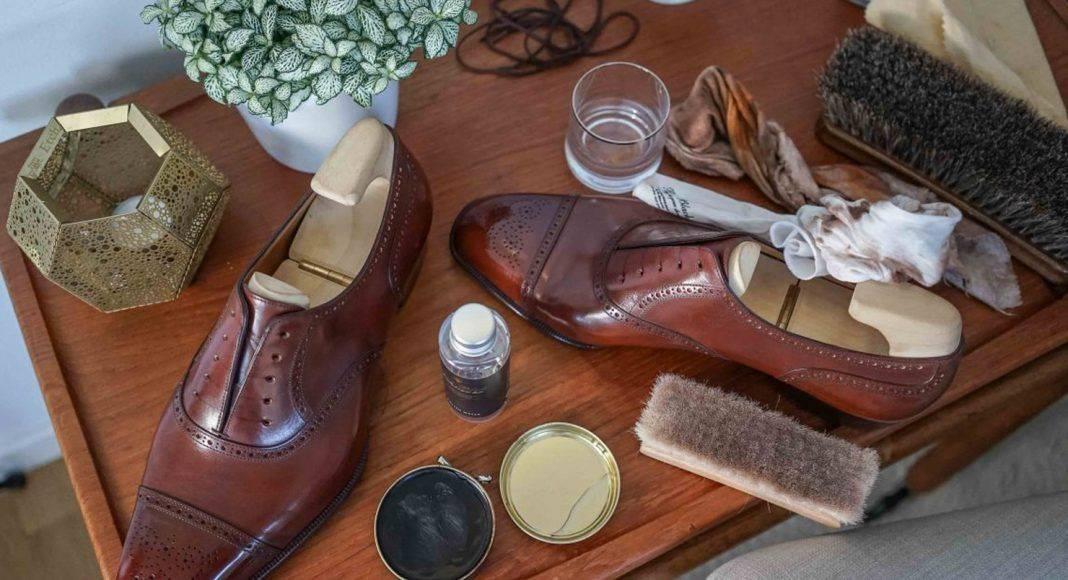 Крем для обуви - Каменный лес Stone Forest