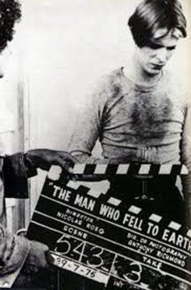 Дэвил Боуи Человек, который упал на Землю 1976 г. - Каменный лес Stone Forest