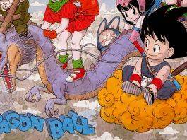 Dragon Ball Z - Каменный лес Stone Forest