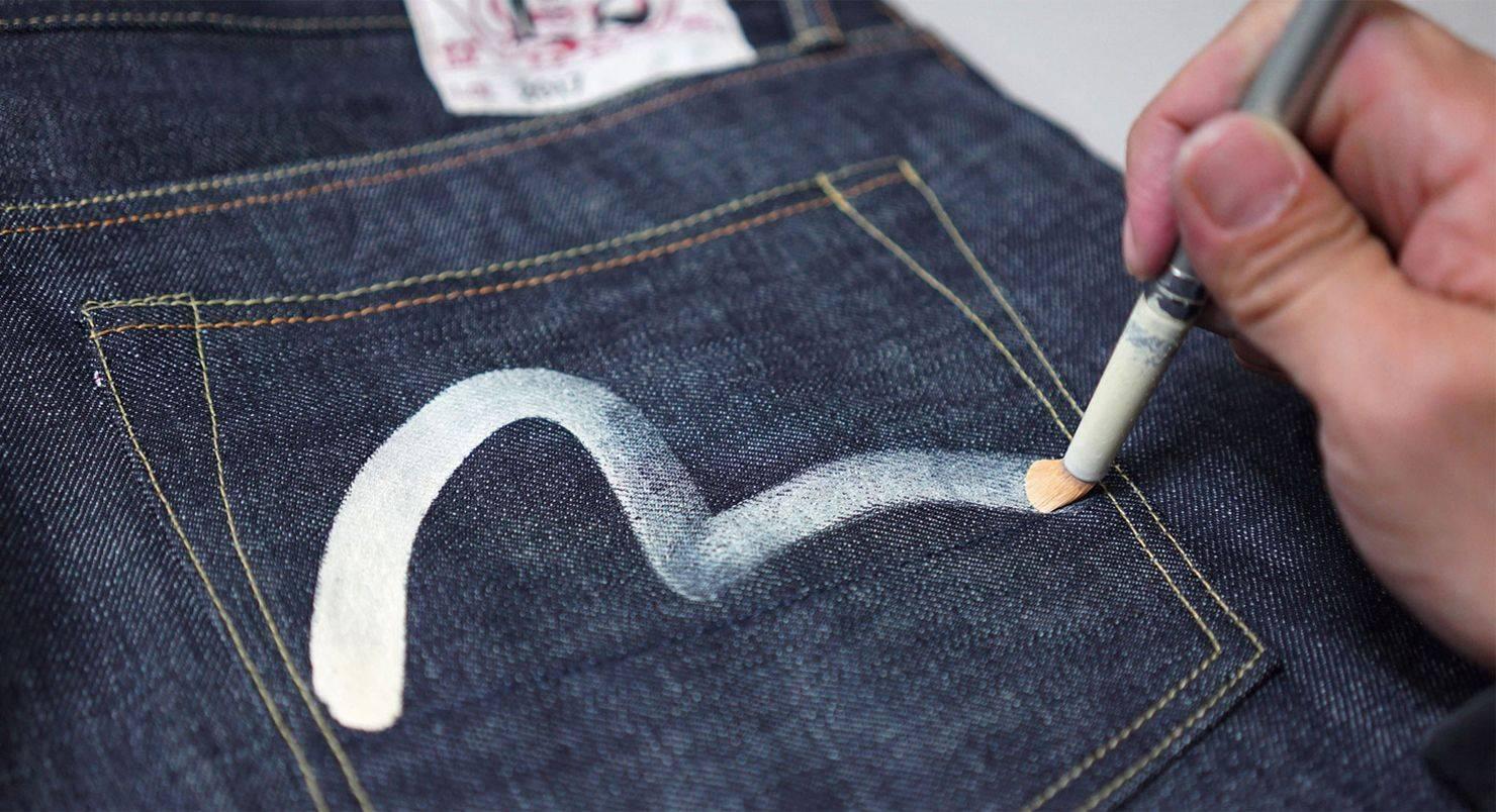 f878688c959 Evisu - бренд джинсов и одежды из Японии