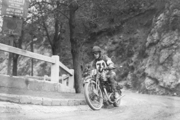 Мартин Мункачи мотогонки - Каменный лес Stone Forest