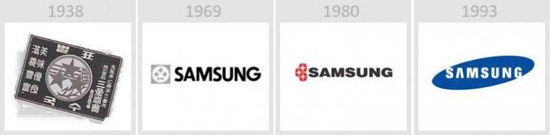 Логотип Samsung - Каменный лес Stone Forest