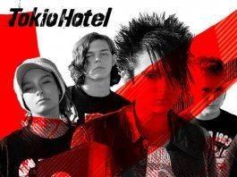 Группа Tokio Hotel - Каменный лес Stone Forest